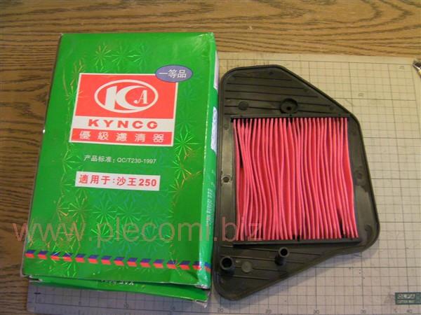 フリーウェイ250 MF03 エアフィルター エレメント 17211-KAB-003 少しB級品