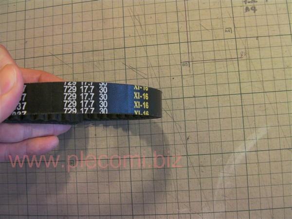 GY6 キムコ CPI Vベルト 729mm x 17.7mm 社外 MORTCH
