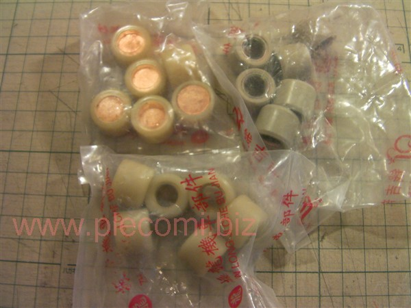 GY6 キムコ CPI  ウエイトローラー 中国社外 18 x 14 12.5g