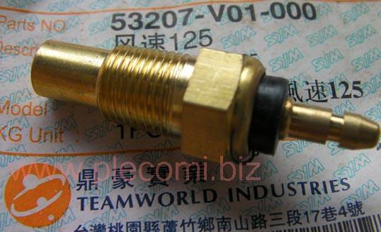 スペイシー125 JF03 JF02 水冷 サーモユニット 中国純正 B級品