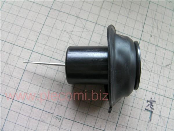 CVK36 キャブレター用 ダイヤフラム アッシ アセンブリ ニードルつき ケイヒン B級品