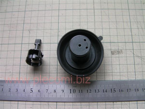 GY6 キムコ CPI ロンシン キャブレター用 ダイヤフラム アッシ ニードルなし ケイヒン タイプ2