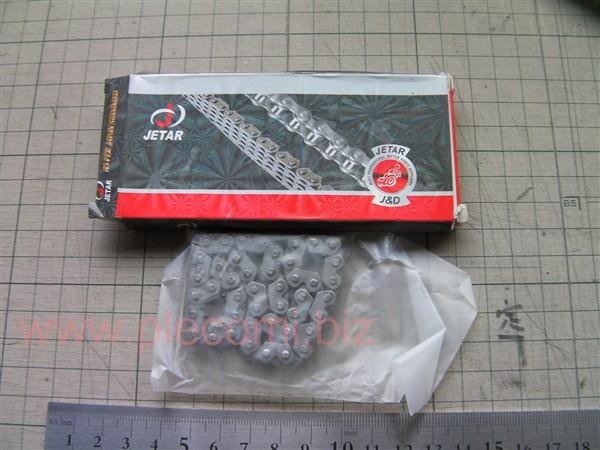 オイルポンプチェーン 25H 25RS M型 2x3 44コマ GY6