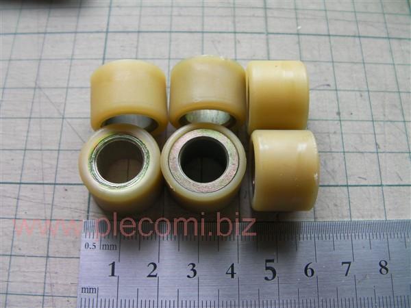 スペイシー125 JF03 JF02 JF04 ウエイトローラー 社外品 20 x 15 15.5gx6