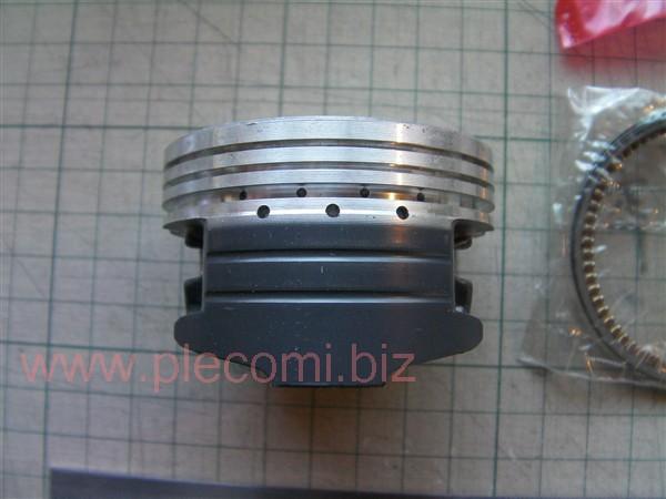 59.0mm ピストン リングセット ピストンキット 15mmピストンピン  台湾社外 ベクスター150 スペイシ125 に