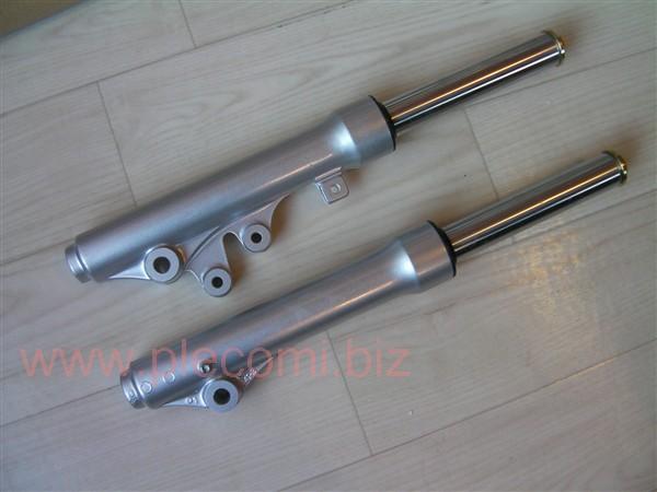 ベクスター ヴェクスター シルバー フロント フォーク セット 中国純正 少しB級品