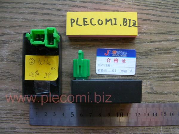 スペイシー125 JF02 CDI イグナイター 交流進角 JP 社外 A級品
