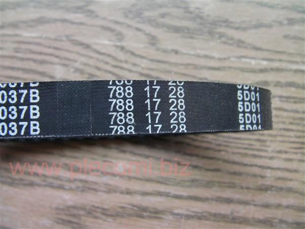 GY6 キムコ CPI Vベルト 788mm x 17mm 社外 MORTCH