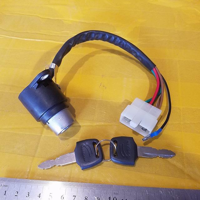CB125T  キー セット メインキー カギ キー 中国社外
