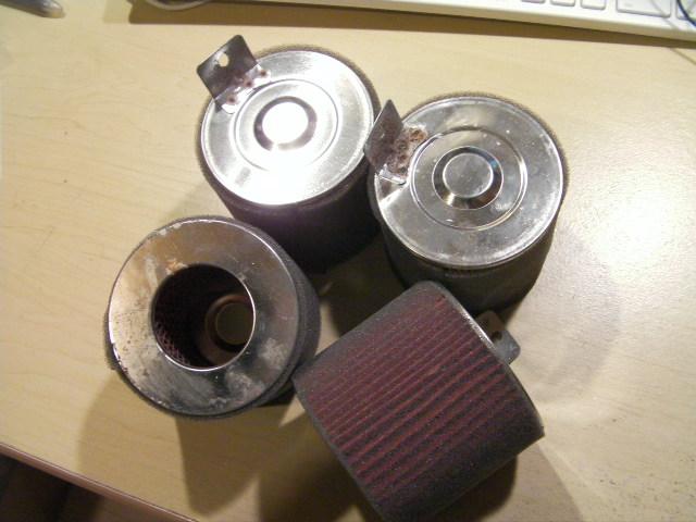 スペイシー125 JF03 エアフィルター エレメント スポンジつき 社外  17211-KV8-000 B級品