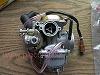 ベクスター ヴェクスター 125 キャブレター 新品 ミクニ BS26 中国 キャブヒーターなし