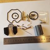 PZ30B キャブレター リペアキット Oリング ガスケット 油面調整式フロート (CB125T JC06などに)