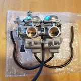 CA250T レブル MC13 CD250U キャブレター アッシ 2連キャブ ツインキャブ VE26A 中国社外