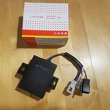 GN125 EN125  純正中国 三信電気 (CDI) 点火器 イグナイター デジタル進角 直流